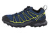Salomon X Ultra Prime Hiking Shoes Men fjord/deep blue/gecko green
